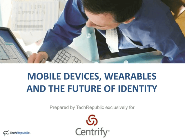 Mobile Devices, Wearables and the Future of Identity