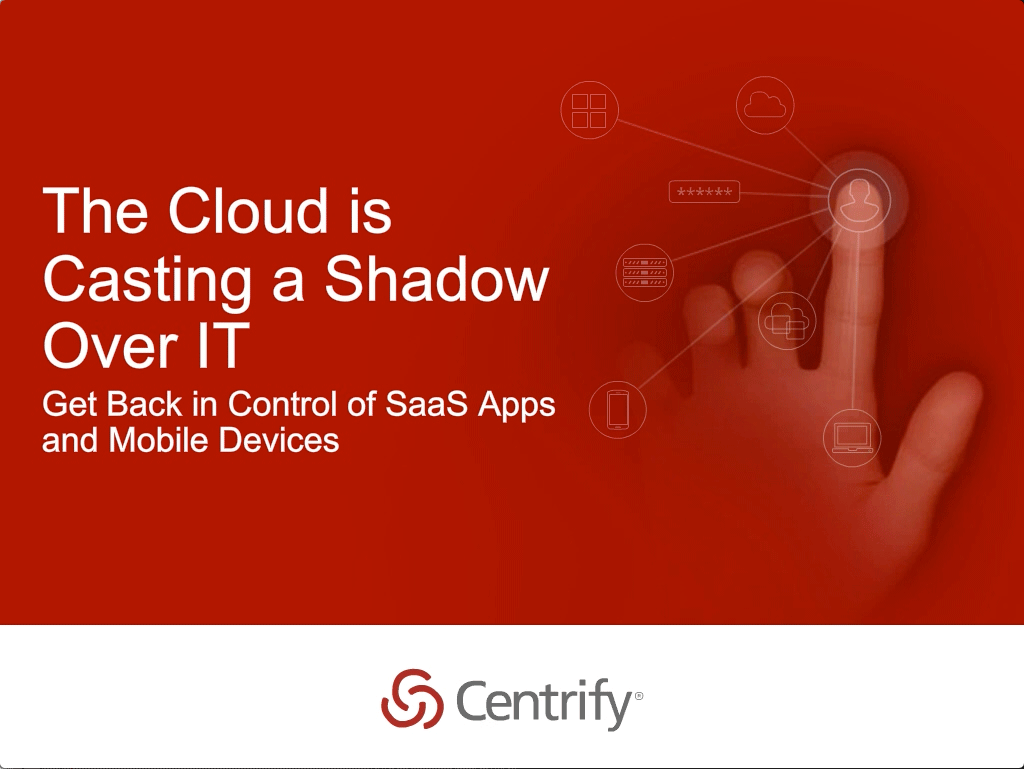 Get Back in Control of SaaS Apps & Mobile Devices