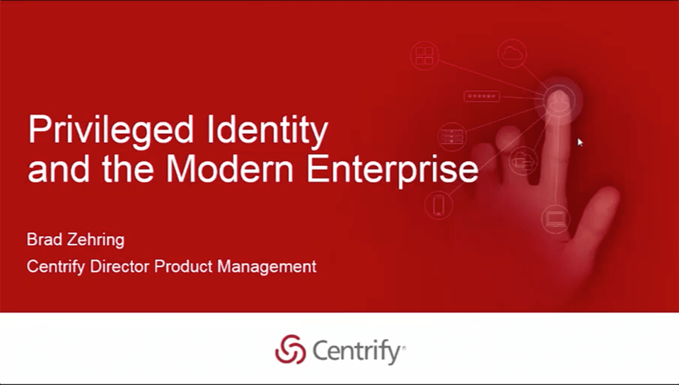 Cloud-based Privileged Identity Management for the Modern Enterprise