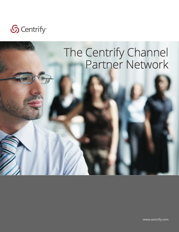 The Centrify Channel Partner Network