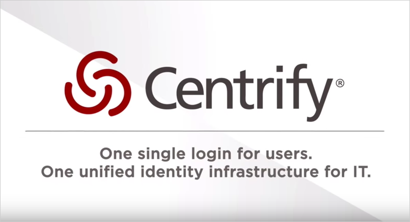 Centrify MFA Notifications