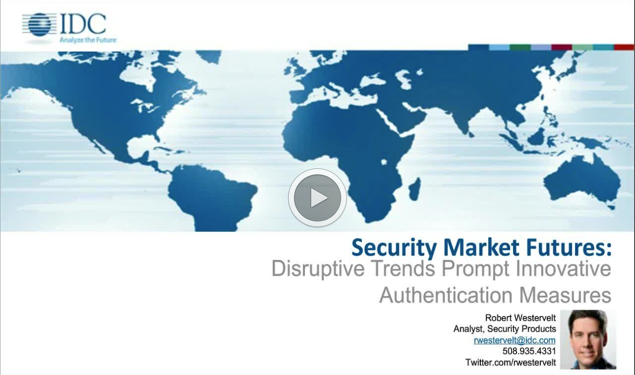 Trends Disrupting the Security Market