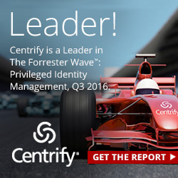 Centrify a Leader in The Forrester Wave: Privileged Identity Management Q3 2016