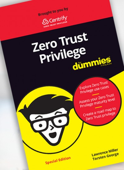 Zero Trust Privilege for Dummies