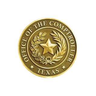 Office of the Comptroller of Texas Logo