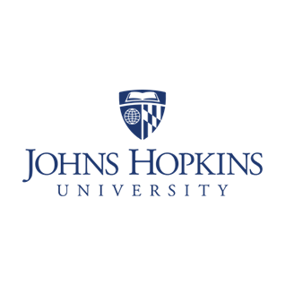 John Hopkins University Customer Logo