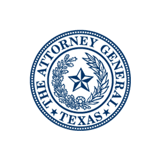 Texas The Attorney General Customer Logo