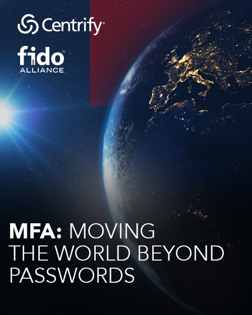 MFA: Moving the World Beyond Passwords Resources