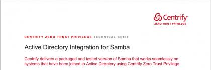 centrify-enabled-samba