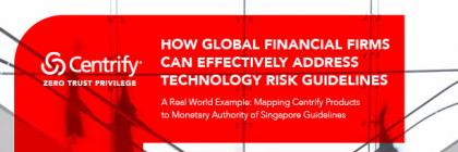 How Global Financial Firms