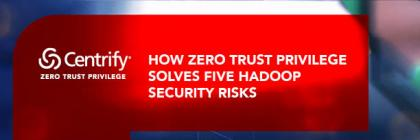 five hadoop security risks