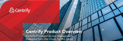 Centrify Product Overview