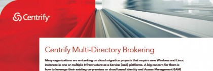 Multi-Directory Brokering